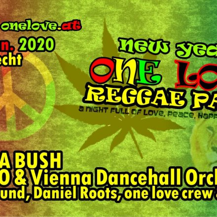 One Love Reggae Party