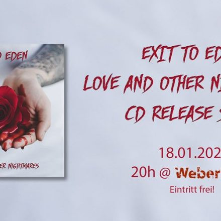 Exit to Eden EP Release Show