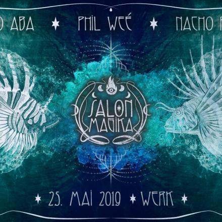 Salon Magika x Chöko Aba - Phil Weé - Nacho Pitcho