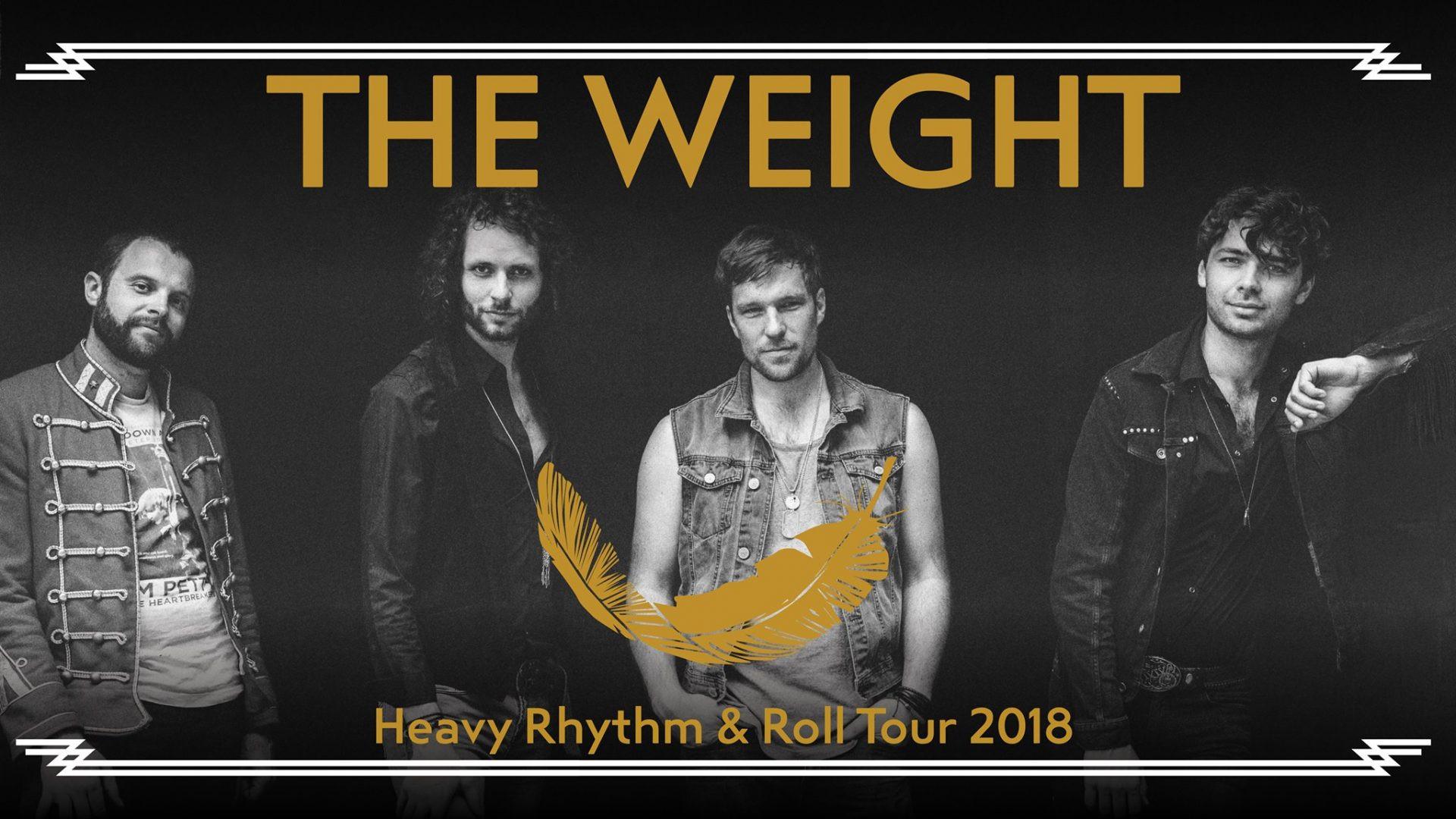 The Weight & Special Guest: The New Roses @Szene Wien am 21. December 2018 @ Szene Wien.