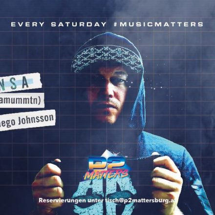 ANSA ft. Diego Johnsson // im P2 Mattersburg