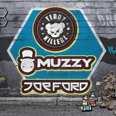 THE HIVE pres. Teddy Killerz, Muzzy & Joe Ford