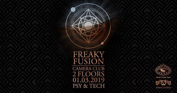 Freaky Fusion am 1. March 2019 @ Camera Club.