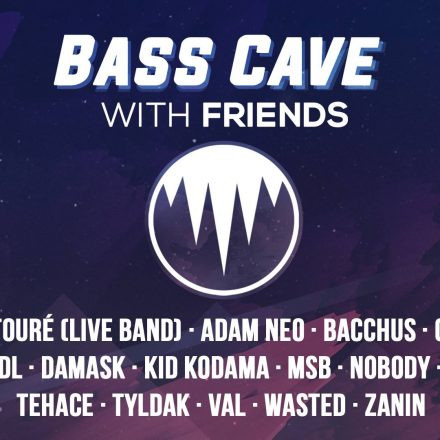 Bass Cave - Drum and Bass w/ Friends