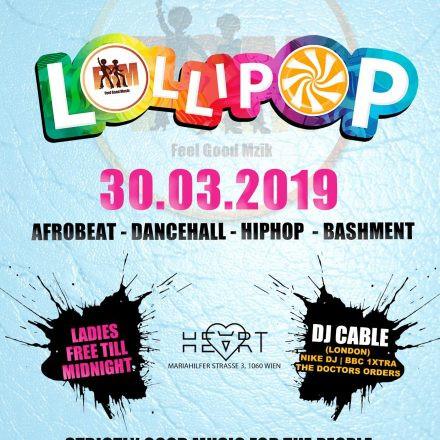 Lollipop x DJ Cable - Nike DJ