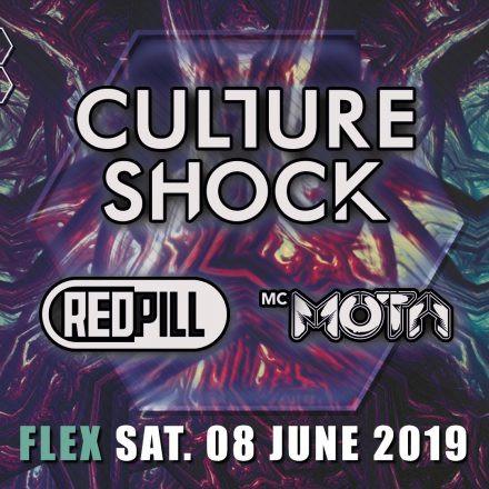 THE HIVE pres. Culture Shock, Redpill & MC Mota