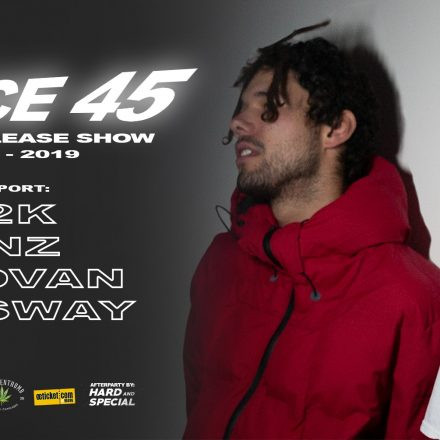Source 45 - Album Release Show