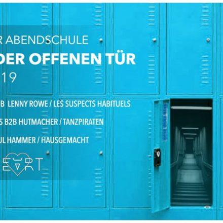 Wiener Abendschule: Tag der offenen Tür (FREE PARTY)