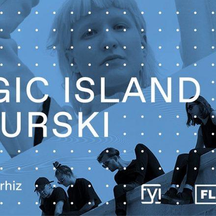 Magic Island x Vienna
