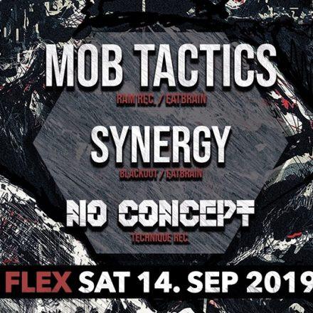 The Hive pres. Mob Tactics, Synergy & No Concept