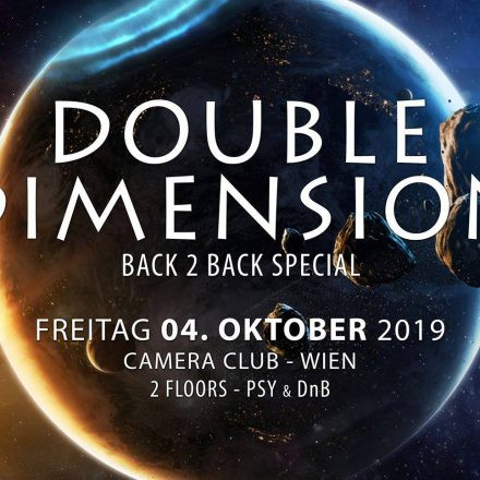 Double Dimension - Psytrance & DnB