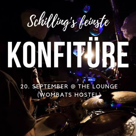 Schilling's feinste Konfitüre at The Lounge