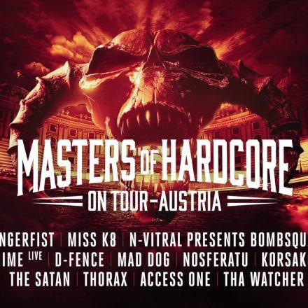 MASTERS OF HARDCORE - AUSTRIA 2020