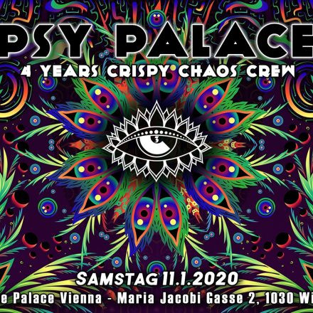 Psy Palace - 4 Years Crispy Chaos Crew