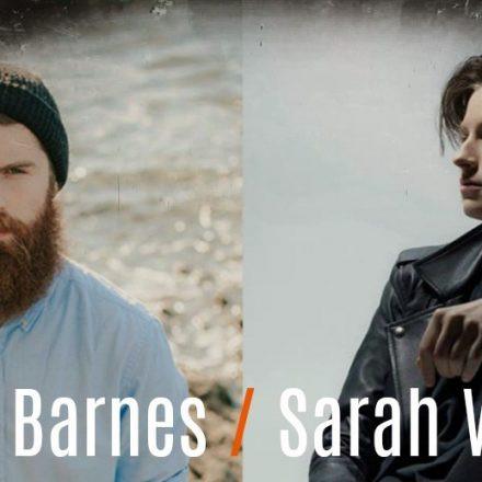 Sarah Walk und Adam Barnes Live Dock01