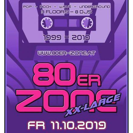 20 Jahre 80er-Zone XX-Large Edition