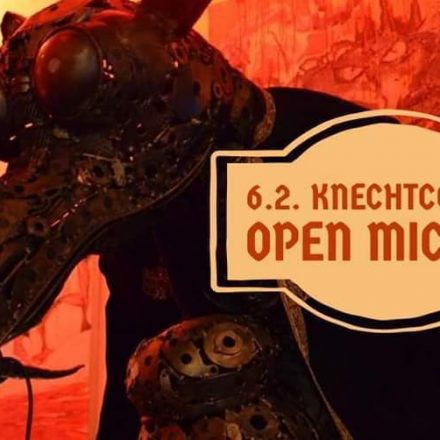 Knechtcomedy Open Mic #1