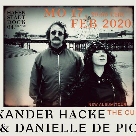 Alexander Hacke & Danielle De Picciotto LIVE