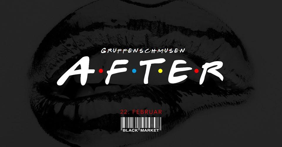 After w/ Gruppenschmusen am 22. February 2020 @ Black Market.