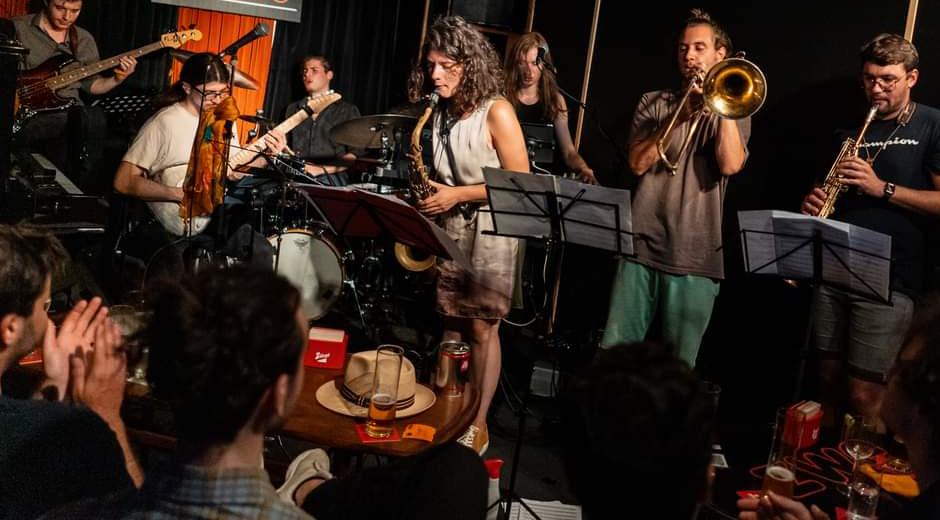 ABEL marton nagy's Cosmos Band am 29. September 2021 @ 1019 Jazzclub.