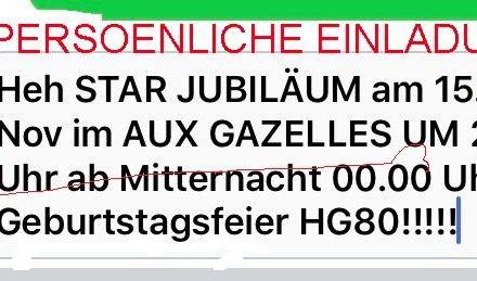 STAR Jubiläumsgala