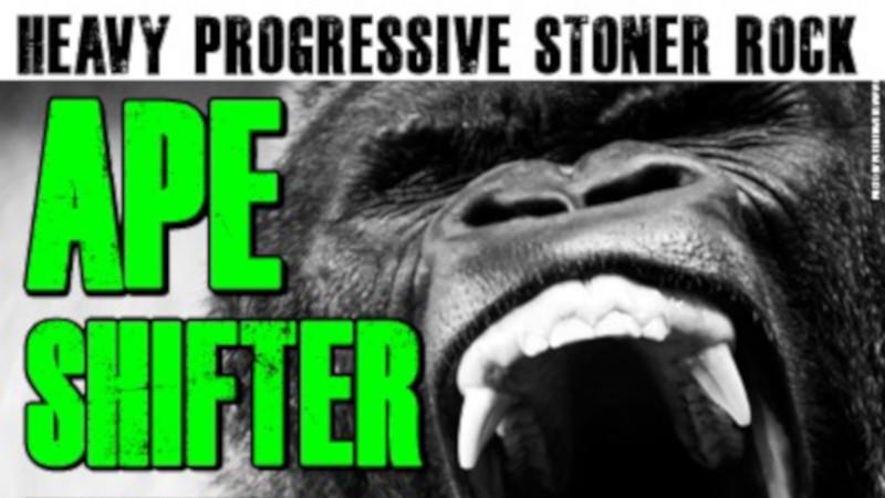 Ape Shifter (Heavy Progressive Stoner Rock) am 20. March 2020 @ Weberknecht.