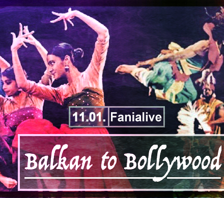 "Balkan to Bollywood Party - ""Mr. Dunkelbunt's 40th Birthday"""