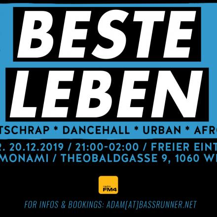 BESTE LEBEN - Deutschrap * Dancehall * Urban *