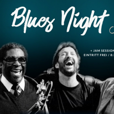 Blues Night (Live Set von Churchpenny Allstars) + Jam
