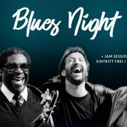 Blues Night + Jam
