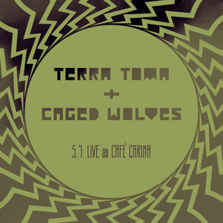 Terra Toma + Caged Wolves