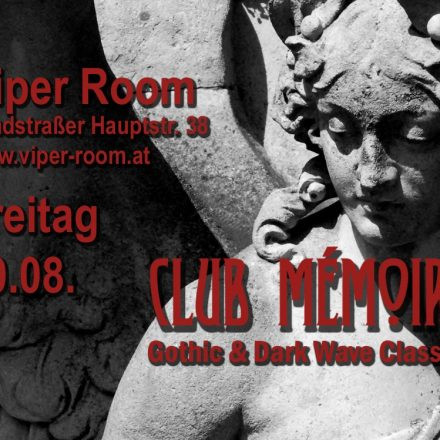 Club Mémoire - Gothic and Dark Wave Classics