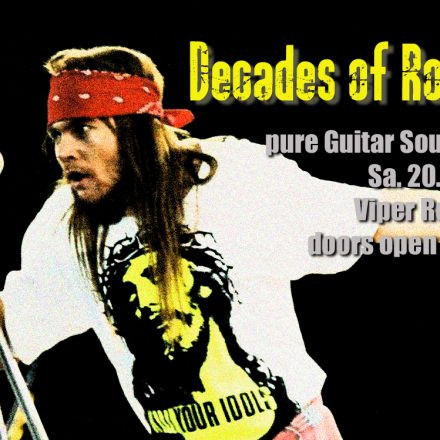 Decades of Rock