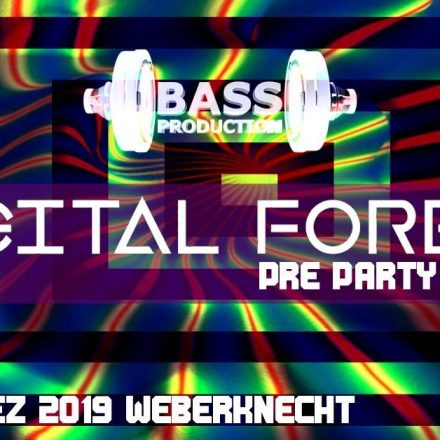 Digital Forest Festival Pre Party Vienna