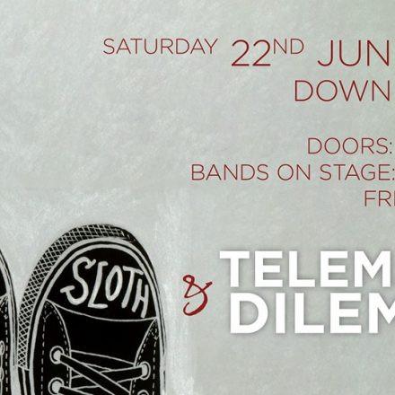 Live: I'm a Sloth & Telemark Dilemma