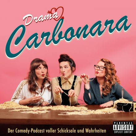 Drama Carbonara! - Die Podcast Releaseparty