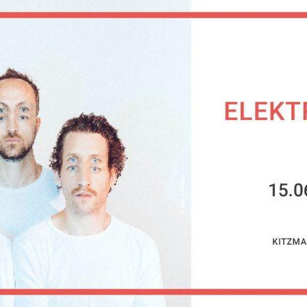 Elektro Guzzi // Powernerd Live