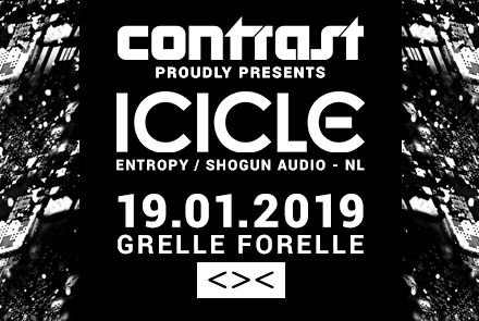 CONTRAST presents ICICLE