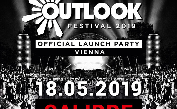 CONTRAST presents Outlook Festival Launch Party Vienna 2019