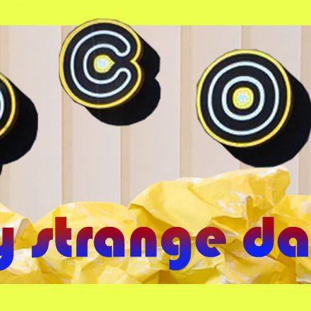 Popcorn #2 - Incredibly Strange Dance Party