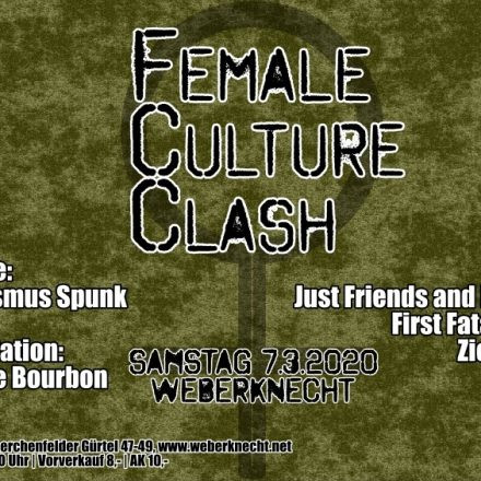Female Culture Clash