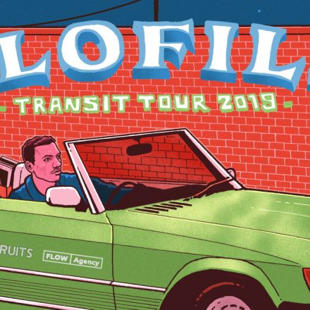 FloFilz - Transit Tour 2019 ° Wien