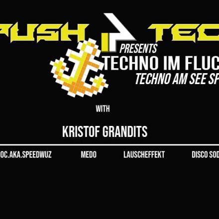Push4TeC pres: Techno im Fluc #5