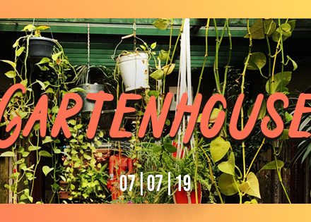 Gartenhouse x Open Air