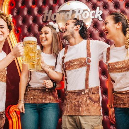 Rocktoberfest im Hard Rock Cafe Vienna