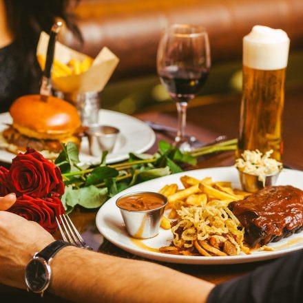 Valentinstag im Hard Rock Cafe