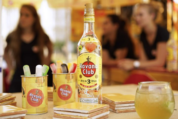 "Havana Club Pop Up Street ""Little Havana"