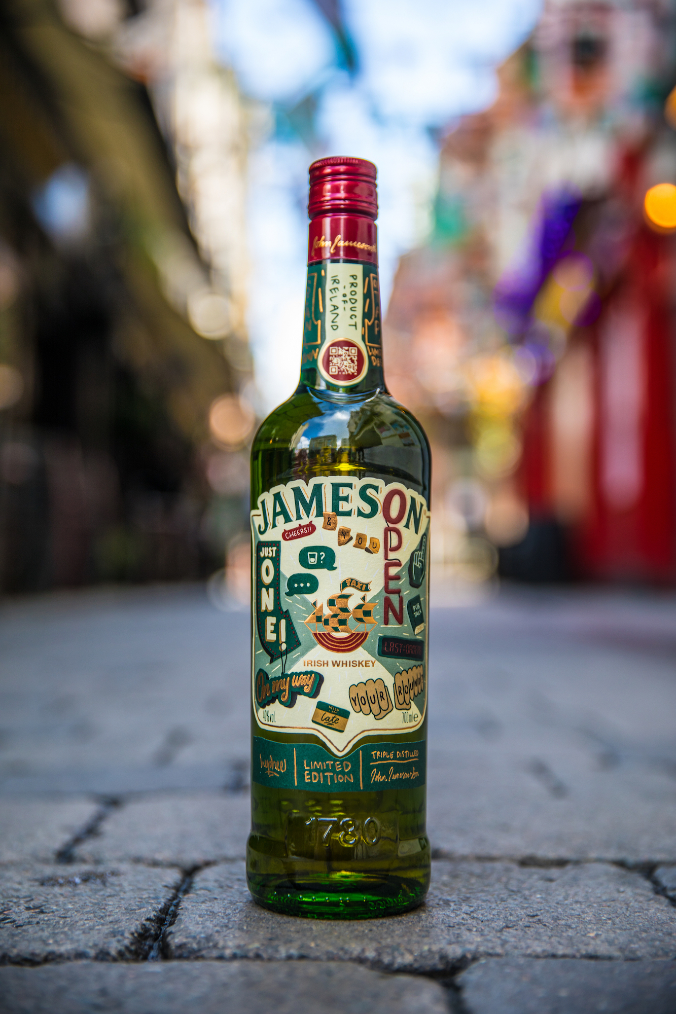 EVENT-TIPP | JAMESON St. Patrick's Day am 17. March 2020 @ 25hours Hotel.