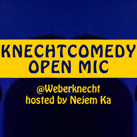 Knechtcomedy Open mic #2
