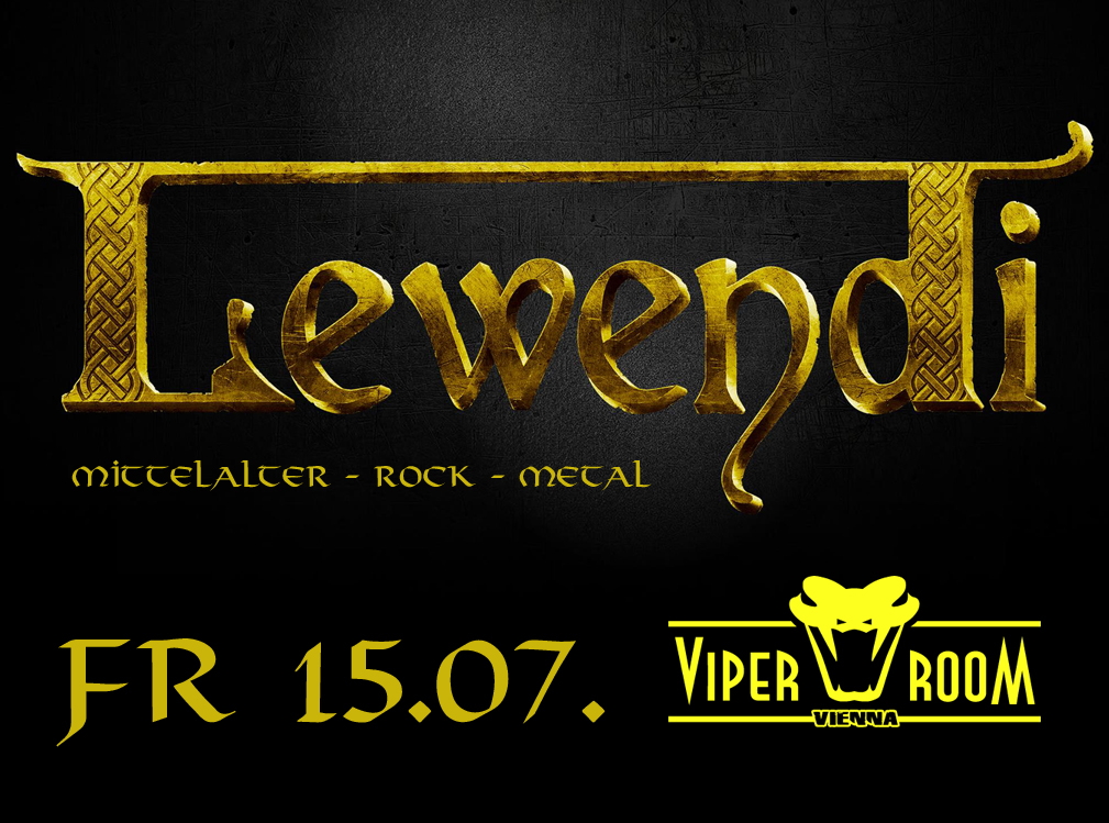 Lewendi am 15. November 2019 @ Viper Room.